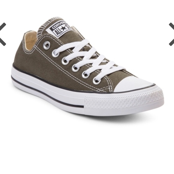 8dde180cb721ab Converse Other - Converse Chuck Taylor All Star Lo Sneaker M9 W12